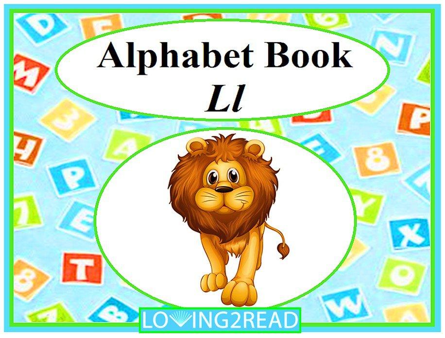 Alphabet Book Ll