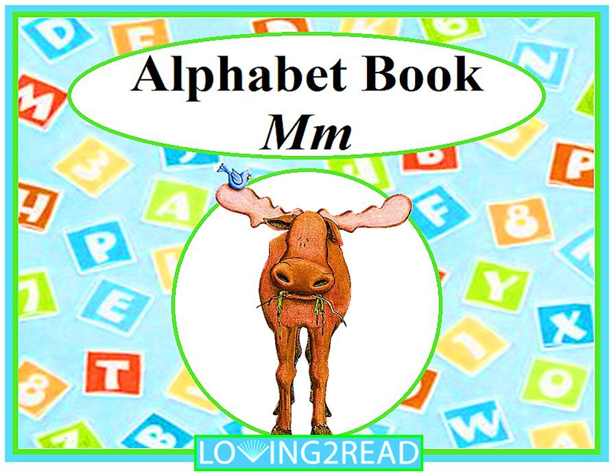 Alphabet Book Mm