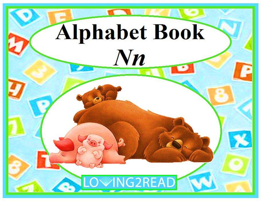 Alphabet Book Nn