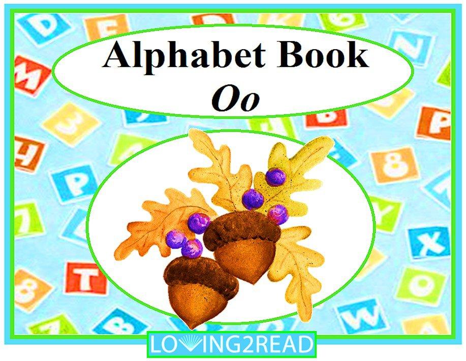 Alphabet Book Oo