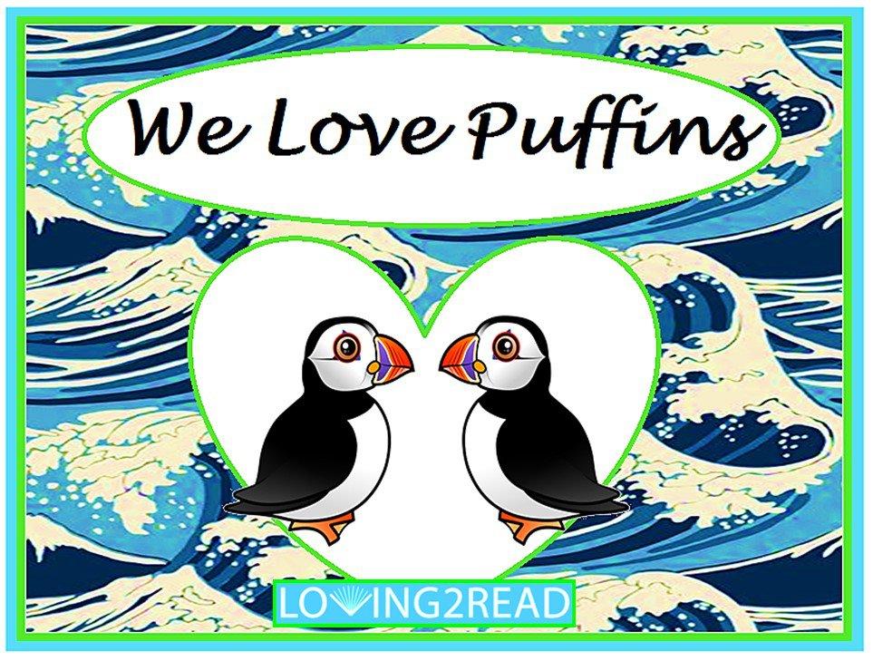We Love Puffins