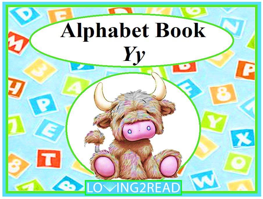 Alphabet Book Yy