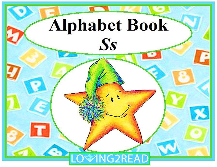 Alphabet Book Ss