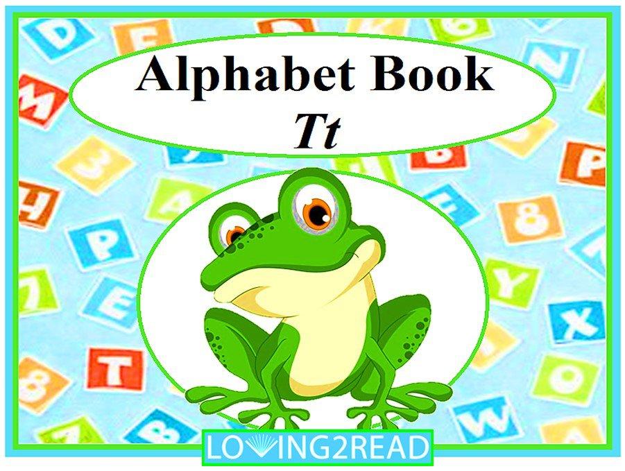 Alphabet Book Tt