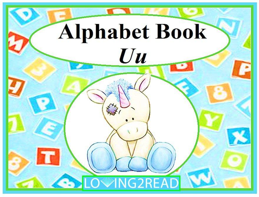 Alphabet Book Uu