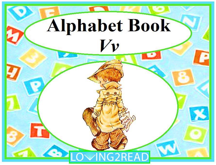 Alphabet Book Vv