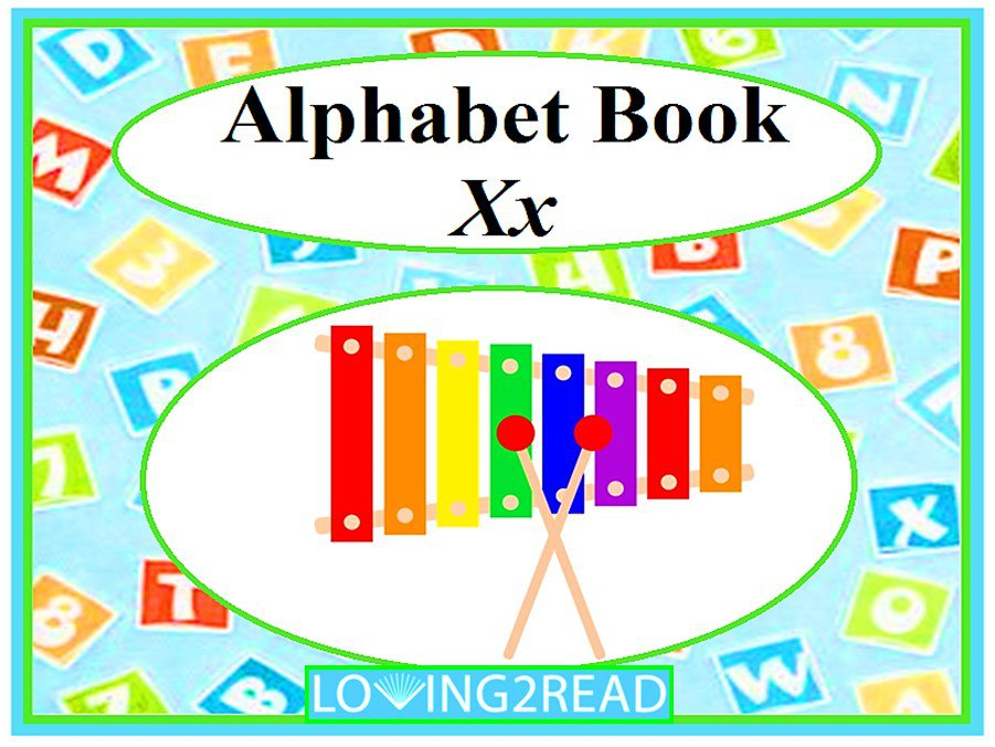 Alphabet Book Xx
