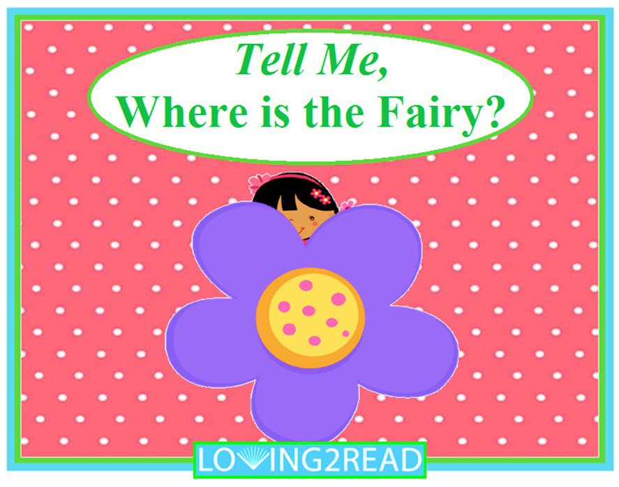 Tell Me, Where is the Fairy?