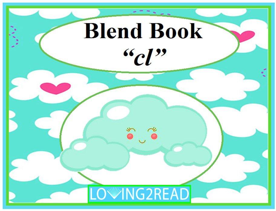 """Blend Book """"cl"""""""