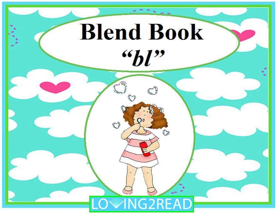 """Blend Book """"bl"""""""