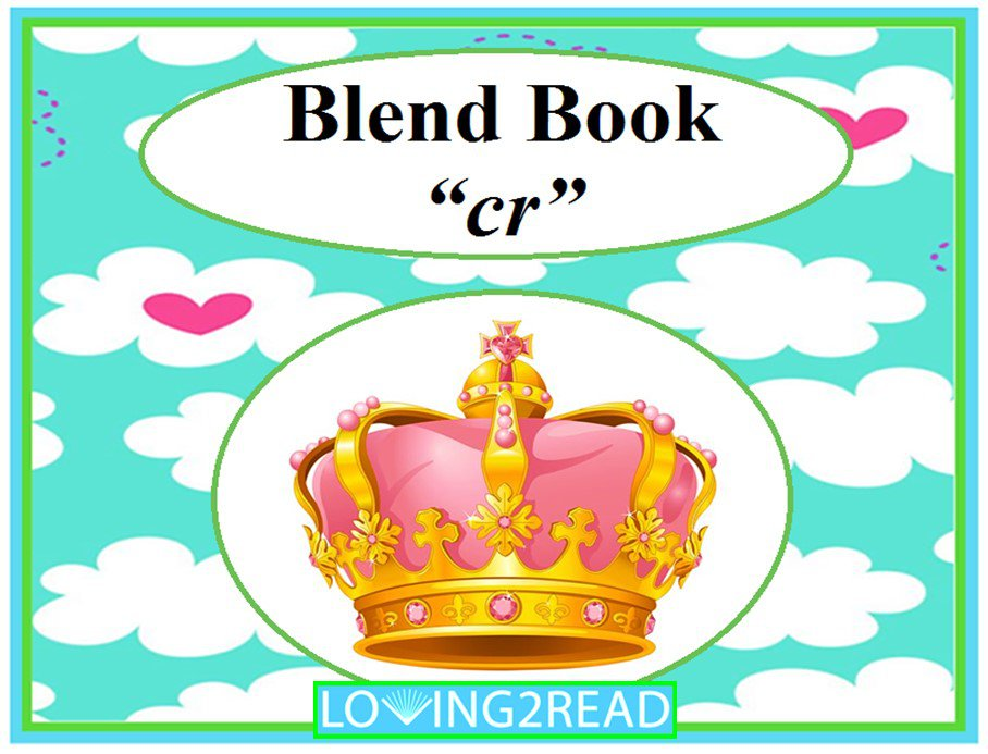 "Blend Book ""cr"""