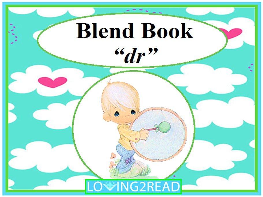 """Blend Book """"dr"""""""