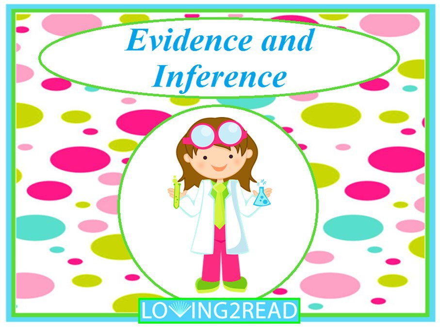 Evidence and Inference