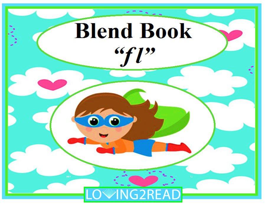 """Blend Book """"fl"""""""
