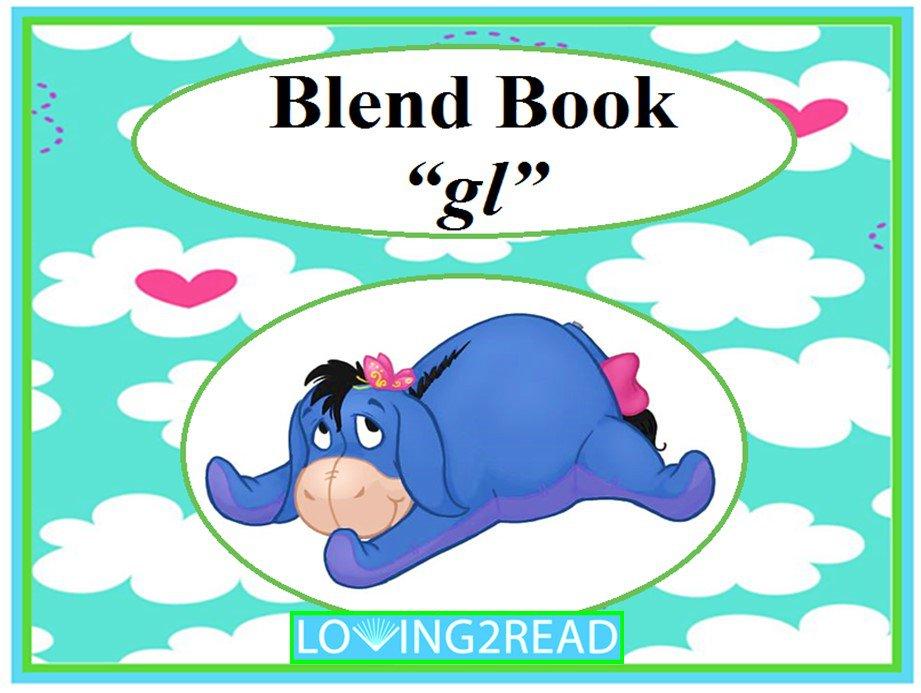 """Blend Book """"gl"""""""