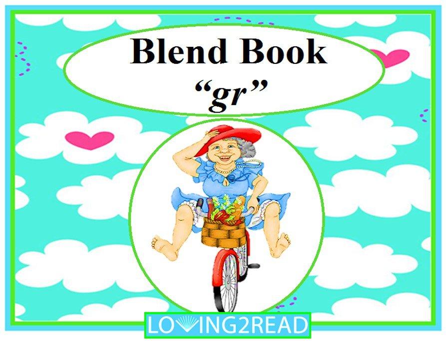 """Blend Book """"gr"""""""