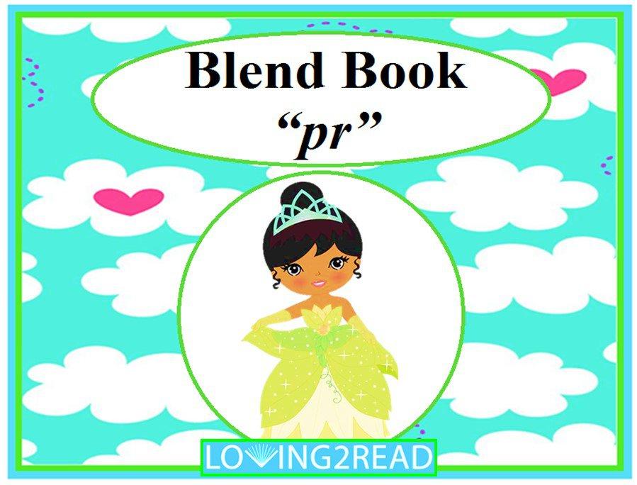 "Blend Book ""pr"""