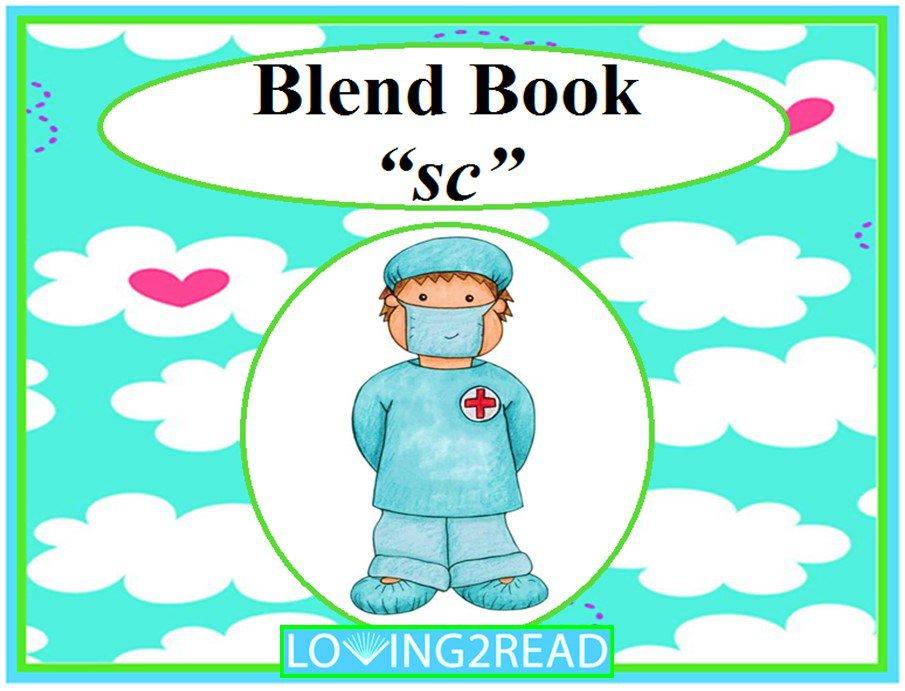 """Blend Book """"sc"""""""