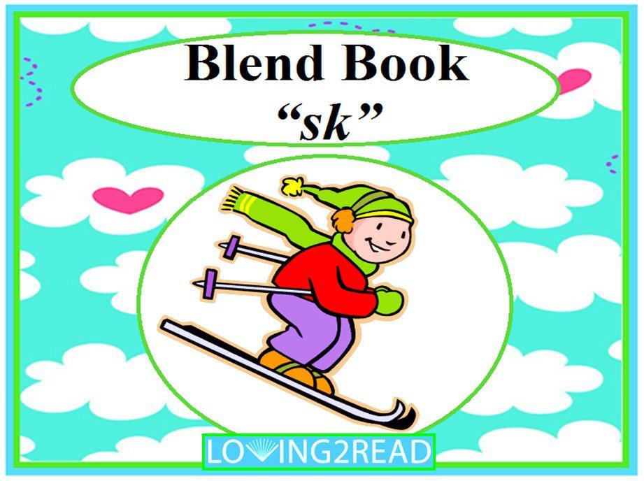 "Blend Book ""sk"""