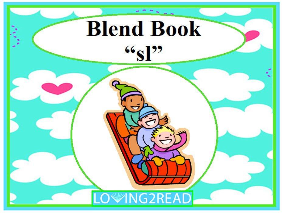 """Blend Book """"sl"""""""