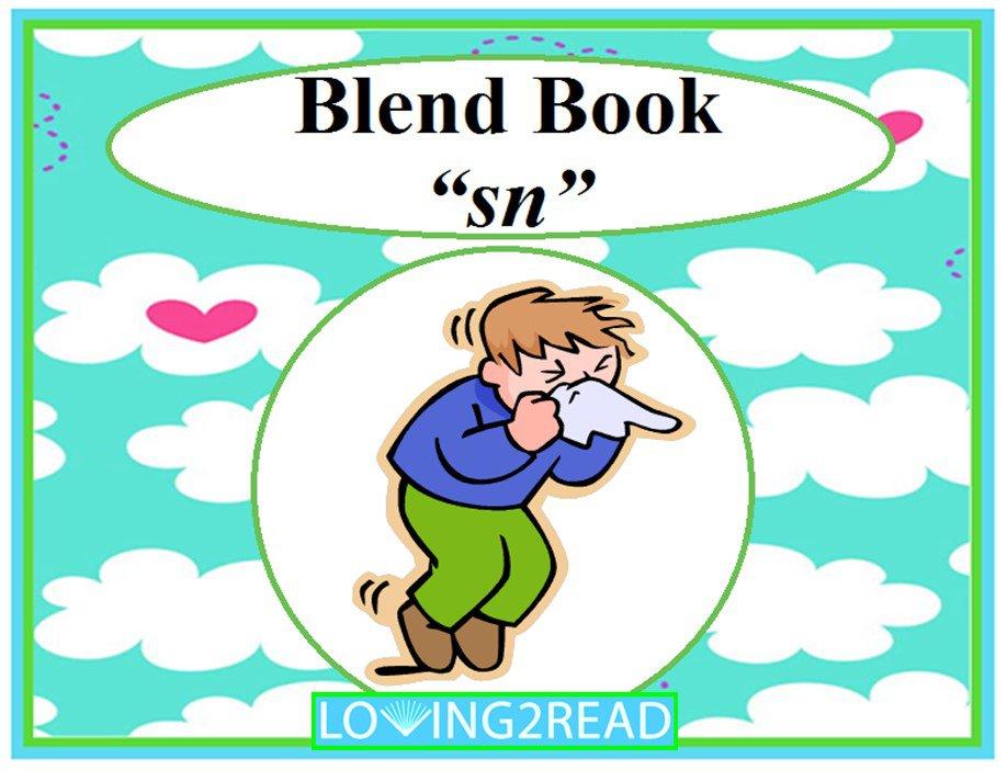 """Blend Book """"sn"""""""