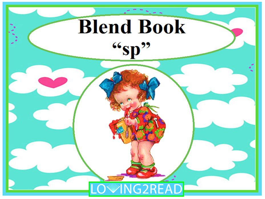 "Blend Book ""sp"""