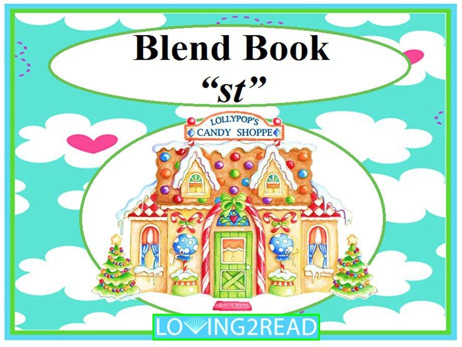 """Blend Book """"st"""""""