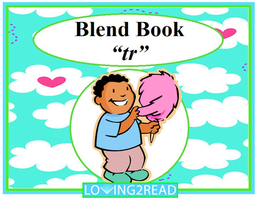 """Blend Book """"tr"""""""