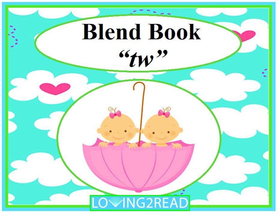 """Blend Book """"tw"""""""
