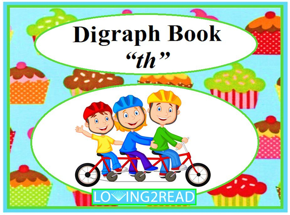 "Digraph Book ""th"""