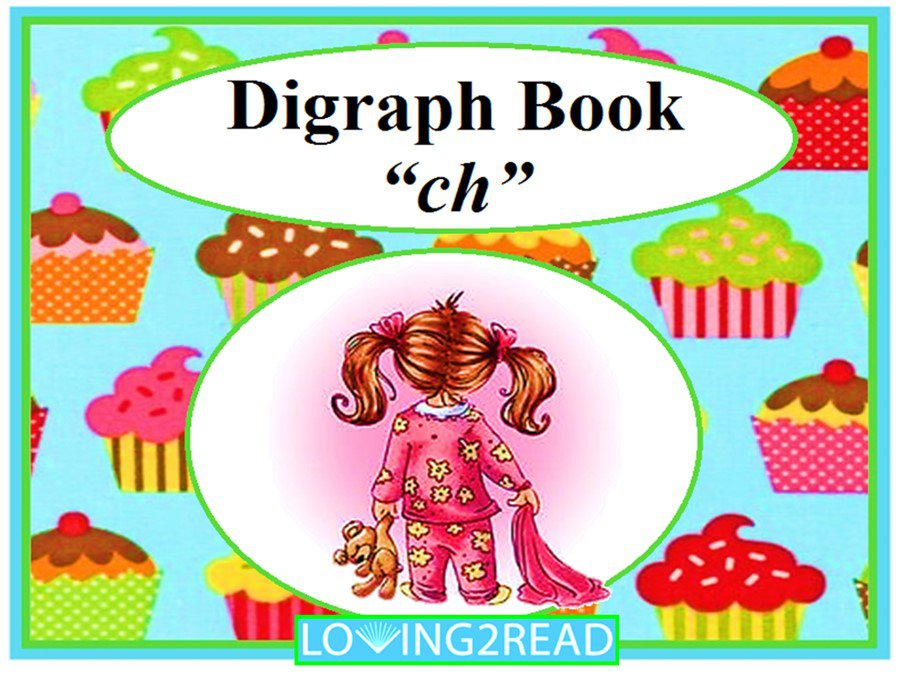 "Digraph Book ""ch"""