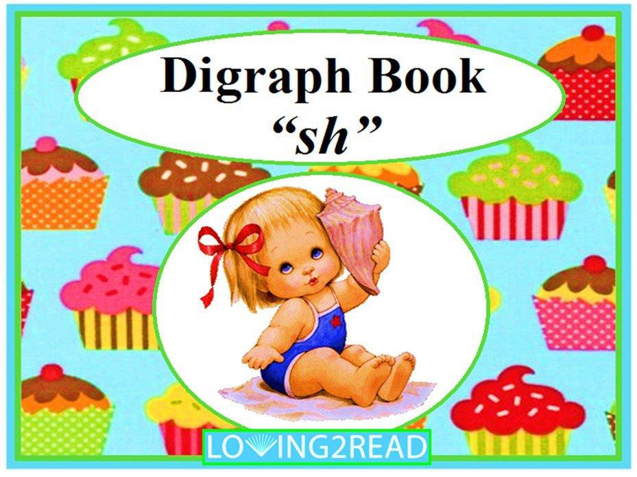"""Digraph Book """"sh"""""""