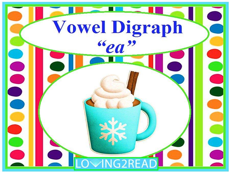 "Vowel Digraph ""ea"""
