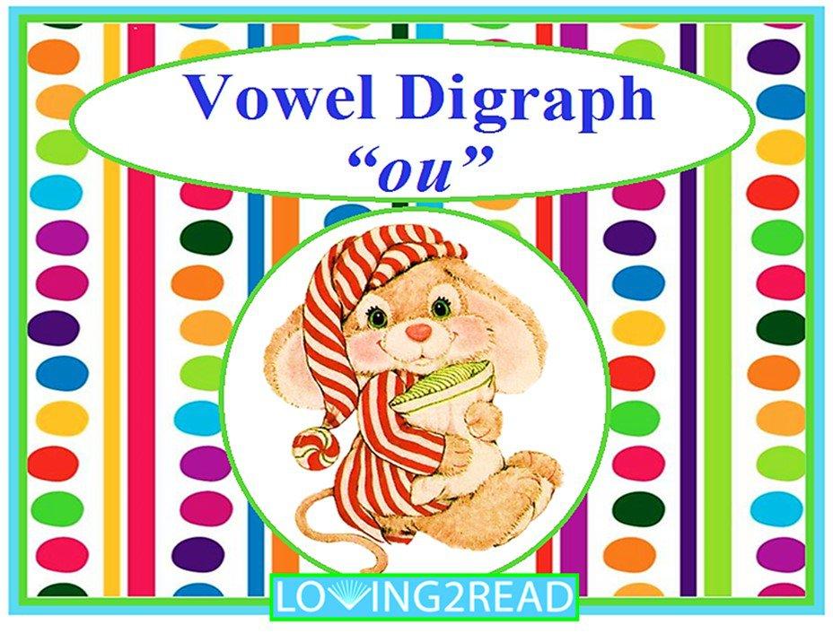 """Vowel Digraph """"ou"""""""