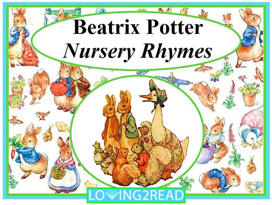 Beatrix Potter Nursery Rhymes