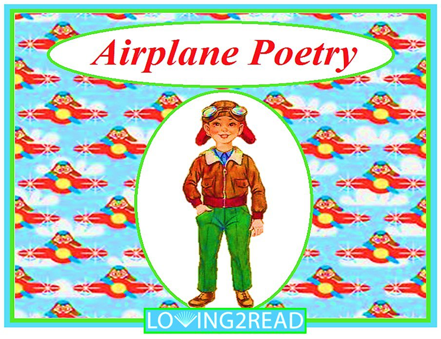 Airplane Poetry