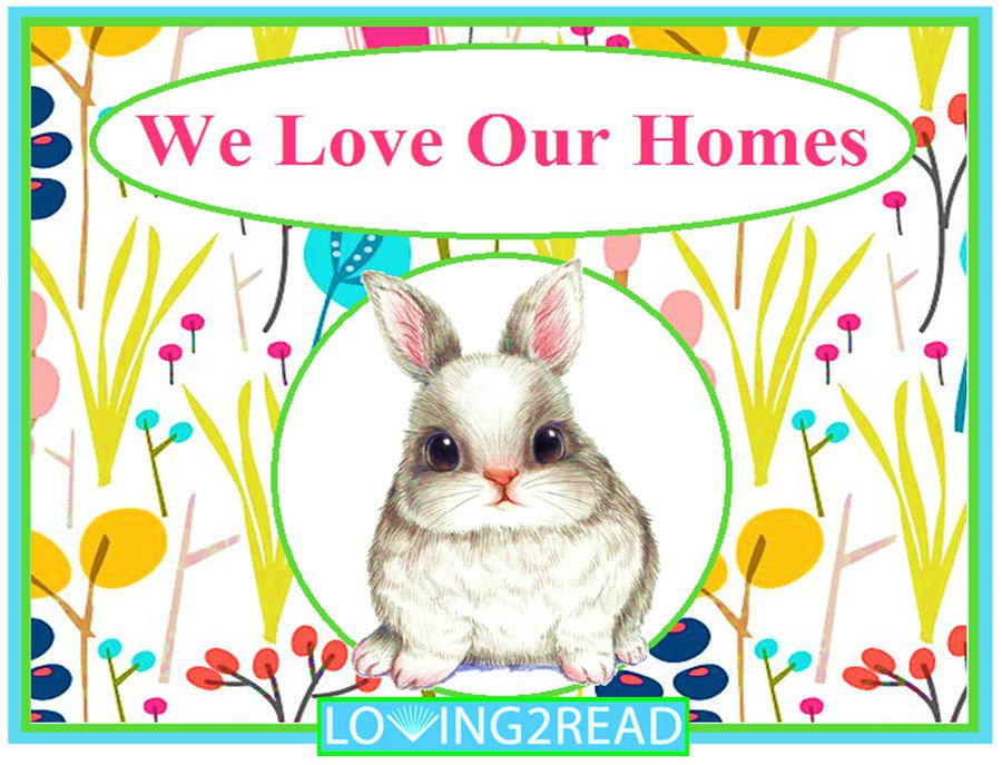 We Love Our Homes