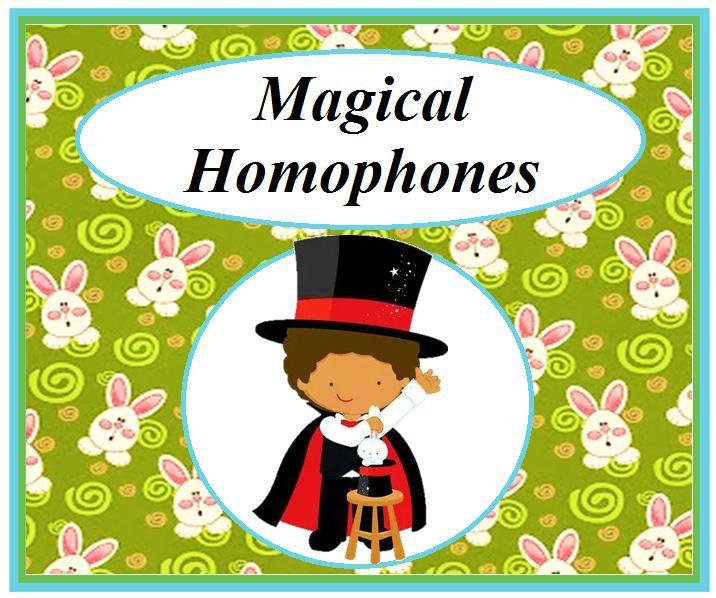Magical Homophones