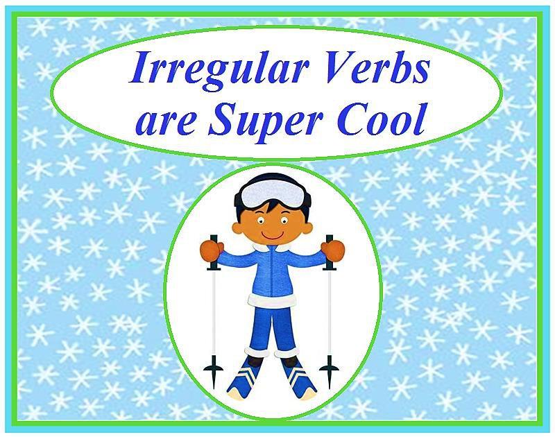 Irregular Verbs are Super Cool