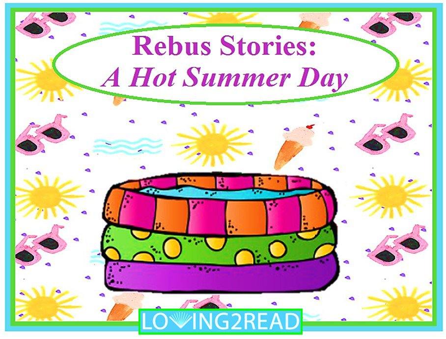 A Rebus Story: A Hot Summer Day