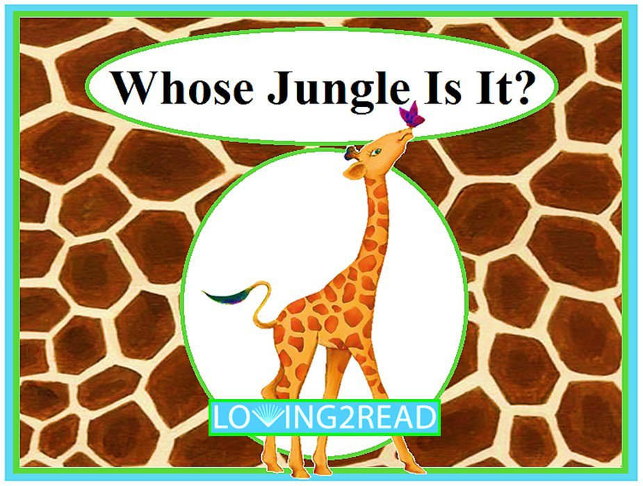 Whose Jungle Is It?