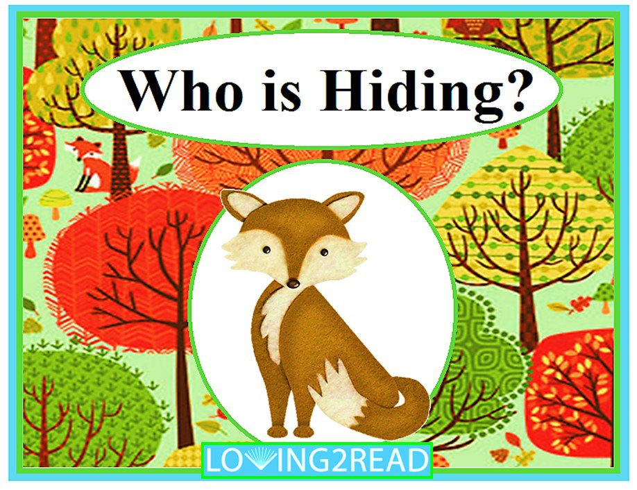 Who is Hiding?