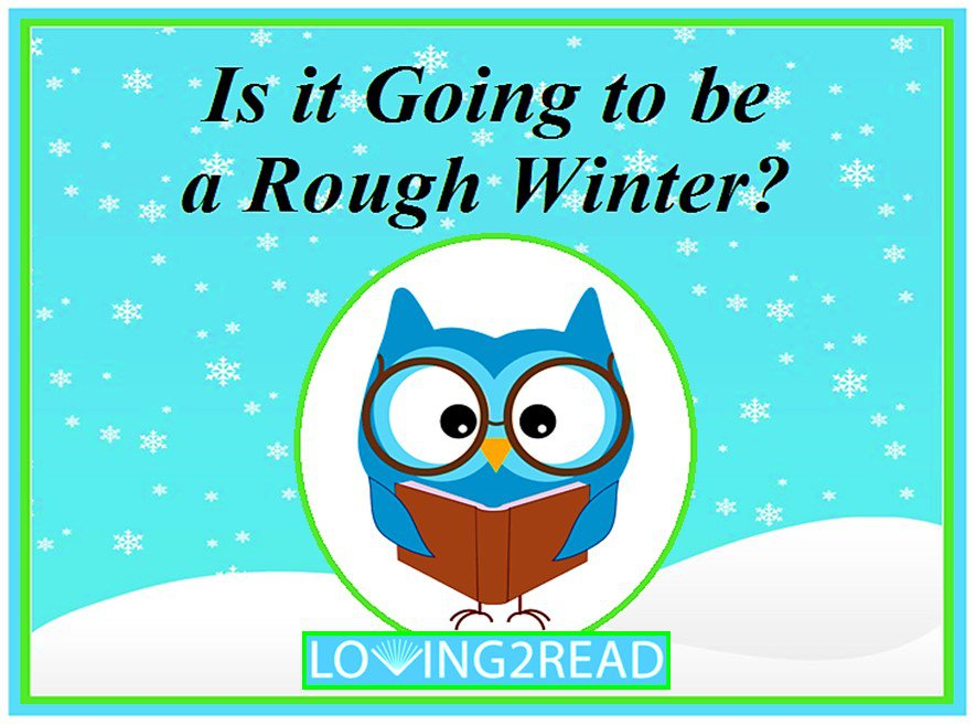 Is it Going to be a Rough Winter?