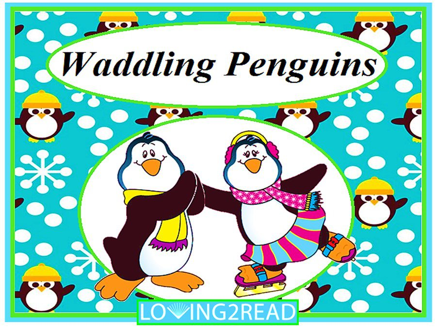 Waddling Penguins