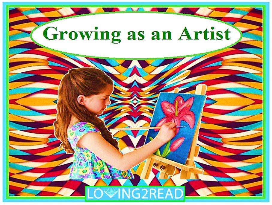 Growing as an Artist