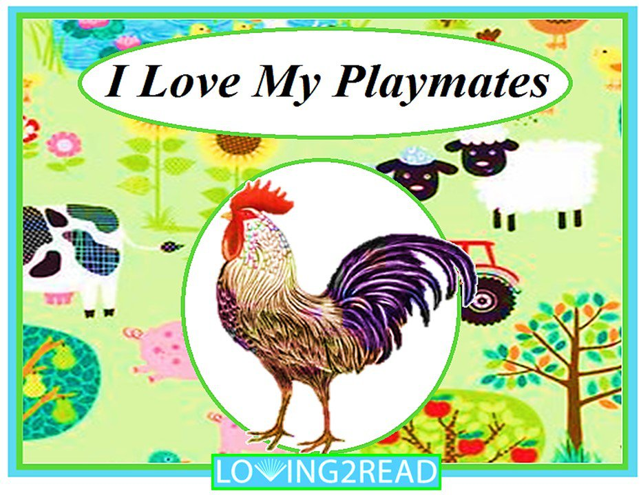 I Love My Playmates