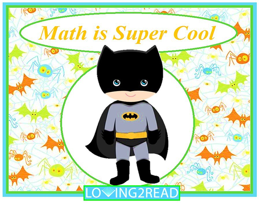 Math is Super Cool