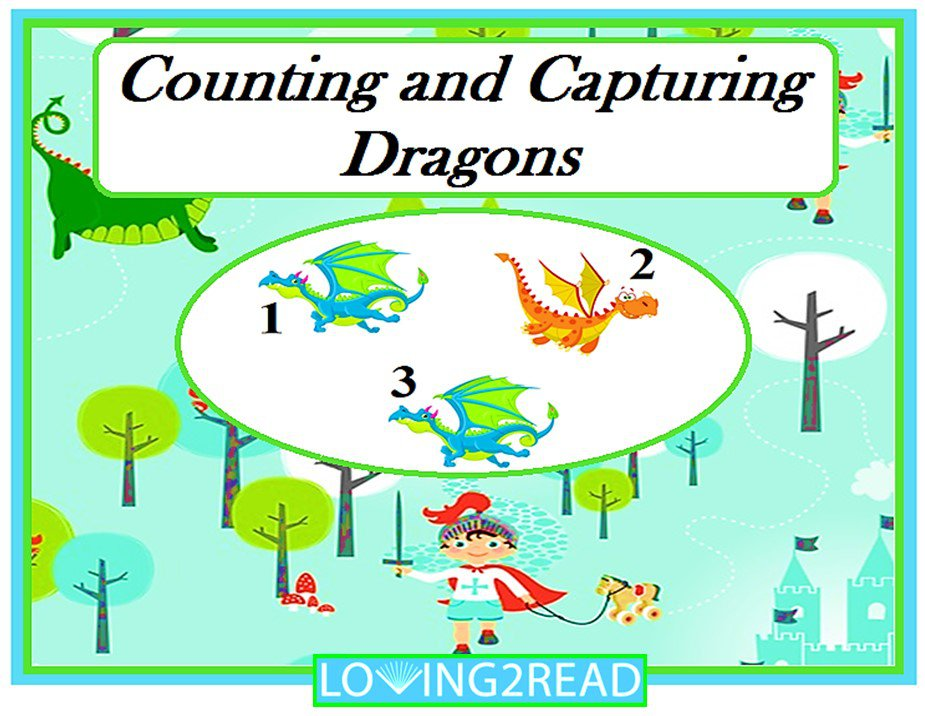 Counting and Capturing Dragons