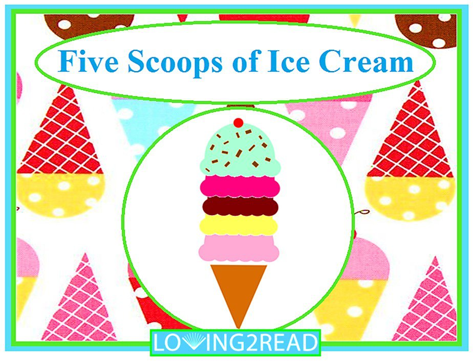 Five Scoops of Ice Cream