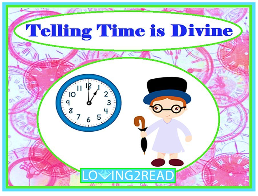 Telling Time is Divine